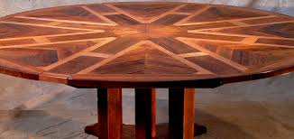 Expanding Tables Fair Expanding Round Dining Table For Home Remodeling Ideas With