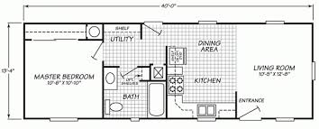 Single Wide Mobile Home Floor Plans 2 Bedroom The Best Of Small Mobile Home Floor Plans New Home Plans Design