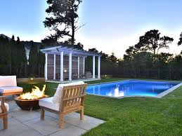 new home with pool and bocce court close homeaway nantucket