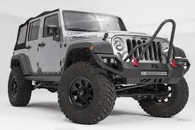 jeep wrangler prerunner vengeance front bumper fab fours