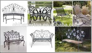 Butterfly Bench Wholesale Nature Design Wrought Iron Butterfly Bench Nt Wi141y