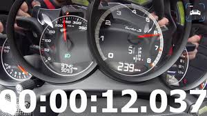 Porsche 911 Horsepower - watch this 750 hp porsche 911 turbo s blast from 0 to 150 mph in