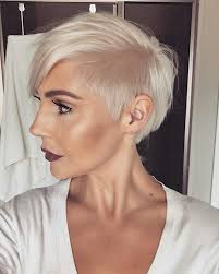 Kurzhaarfrisuren 2017 Blond Damen by Coole Kurzhaarfrisuren 2016 Frauen Kurzhaarfrisuren
