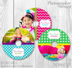cd dvd label photoshop template es002 instant download
