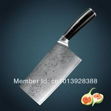 online get cheap japanese kitchen knife brands aliexpress com huiwill brand luxury damascus kitchen knives japanese vg10 carbon steel kitchen chef cleaver chopper knife