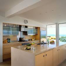 beach kitchen ideas clarkson residence cheerful modern beach house in santa barbara