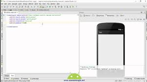 android missing layout width android linearlayout tutorial in hindi 13 youtube