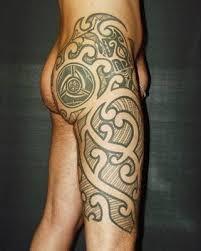 filipino and japanese body tribal tattoo design for men nsfw