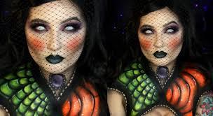 hanzoween queen halloween makeup tutorial jordan hanz youtube