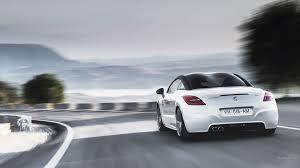 pejo spor araba masaüstü araba araç yol mercedes benz spor araba beyaz