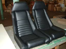 Seat Upholstery Lotus Europa Twin Cam Special Vinyl Seat Covers S U0026c