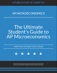 one month ap microeconomics study guide albert io