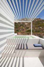 boutique hotel with a stylish minimalist design relux ios hotel