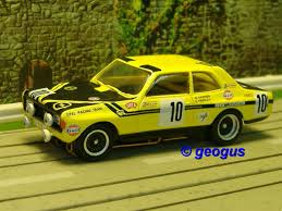 opel yellow the world of geogus h0 slotcars slotcar gallery bauer