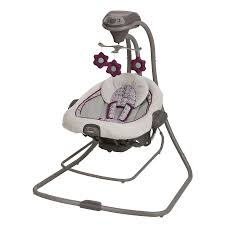 Graco Doll Swing High Chair Keep Your Baby Comfy And Calm With This Soothing Duet Connect Lx