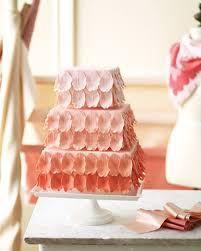 peach ombre wedding cake wedding trends ombre cakes