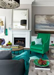 colour crush take style cues from this vibrant home home