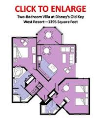 disney world floor plans the living dining kitchen space at the treehouse villas at
