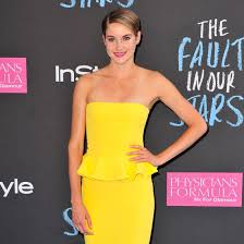 The Fault In Our Stars Resume Shailene Woodley Style Popsugar Fashion
