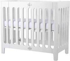Alma Mini Crib Bloom Alma Mini Crib Coconut White Magic Beans
