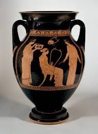 Different Types Of Greek Vases 2 Ethnographic Archives Of U003cem U003evraisemblance U003c Em U003e In Attic Ceramics