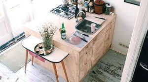 ilot central dans cuisine cuisine îlot central plans conseils d aménagement photos