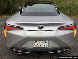lexus hybrid test drive carnichiwa 2018 lexus lc 500 review u2013 amazing new performance