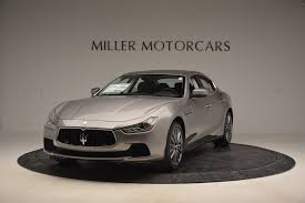 maserati ghibli interior 2017 maserati ghibli s q4 stock w398 for sale near greenwich ct