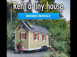 how to rent tiny house try before buy