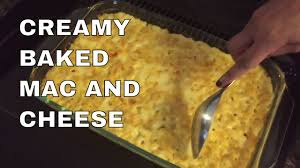 best creamy baked mac and cheese recipe home made how to