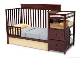 Bonavita Convertible Cribs by Grey Navy Crib Skirt Creative Ideas Of Baby Cribs All About Crib