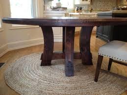 half moon kitchen table and chairs newfield 42 round farmhouse dining table gray wash threshold with