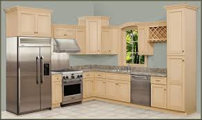 kitchen pre used kitchen cabinets lowes unfinished cabinets rta