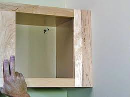 Kitchen Cabinet Plywood How To Replace Kitchen Cabinets How Tos Diy
