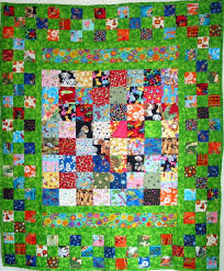 fat eighth quilt pattern