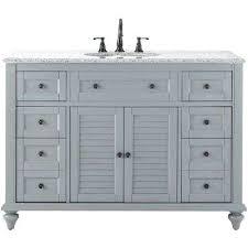 36 Vanity With Granite Top 36 Bathroom Vanity With Granite Top In Vanity In Pure White With