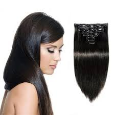 best clip in extensions top 10 best clip in hair extensions in 2017 reviews