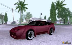 nissan 240sx 240sx rocket bunny for gta san andreas