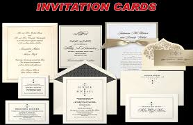 Invitation Card Printing Services Dupont Printing Service Invitation Cards