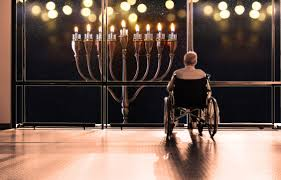 my hanukkah my hanukkah miracle in a nursing home the forward