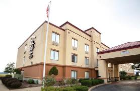 Comfort Inn Evansville Red Roof Inn Evansville Haubstadt In Booking Com