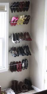 boot hangers ikea furnitures simple way shoes rack idea ikea shoe rack stainless