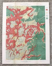 Roseburg Oregon Map by 1899 Roseburg Oregon Map Oakland Railroads Garden Valley Original