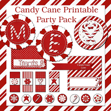 candy cane printable party candy cane candy cane legend