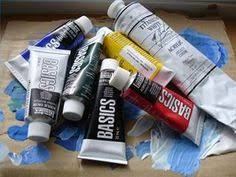 how to use cornstarch to thicken acrylic paint how to use paint