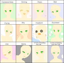Base Meme - expression meme 01 base version by lio san deviantart com on