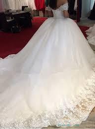princesses wedding dresses h1651 fairytale sparkly shoulder princess wedding dresses