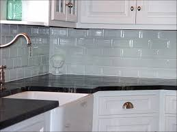 kitchen black and white kitchen ideas types of backsplash tile