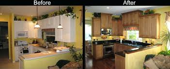 decorations captivating annie sloan kitchen cabinets before and