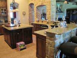 kitchen snack bar ideas here s our kitchen looking through from